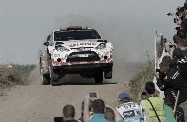El nuevo Rally de Polonia