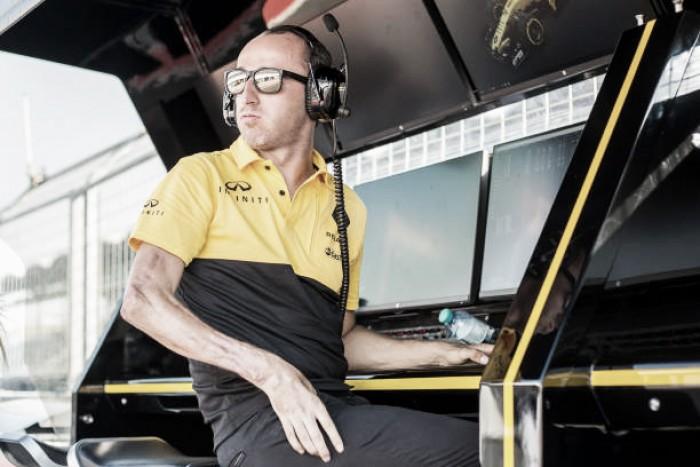 """Após teste, Kubica diz não saber se terá outra chance na F1: """"Temos que ser realistas"""""""