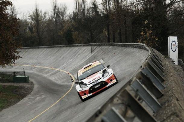 Robert Kubica si aggiudica l'edizione 2014 del Monza Rally Show