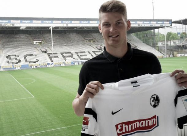 Kübler joins Freiburg for free
