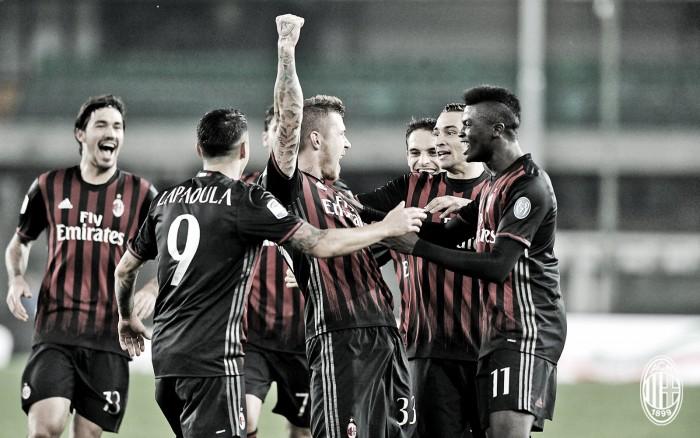 El Milan vuelve a respirar el olor a Champions