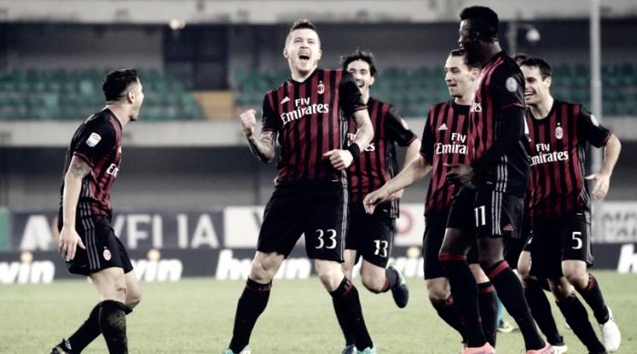 Serie A - Il Milan di Montella all'assalto del ChievoVerona