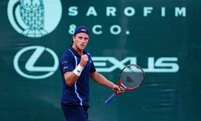 ATP Houston: Series of Epics on Day One Kicks Off Clay Season