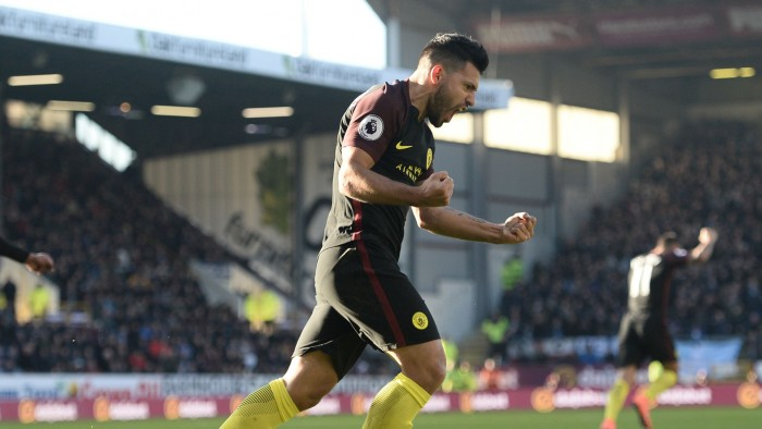 Burnley 1 Manchester City 2 - Player Ratings