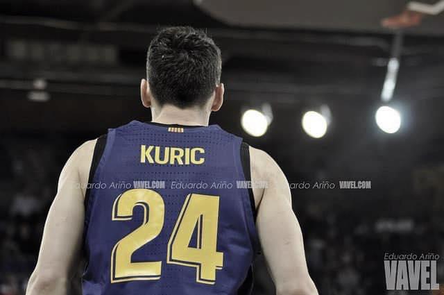 """Kyle Kuric: """"El MVP ha sido el equipo"""""""
