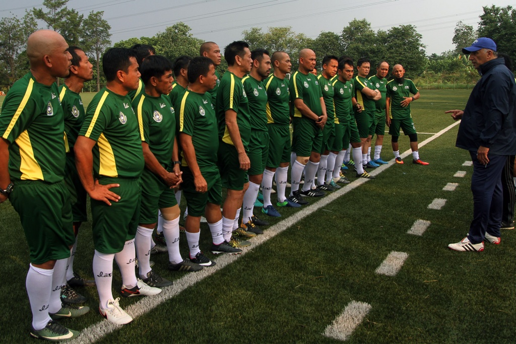 PSSI GelarCoaches Conference