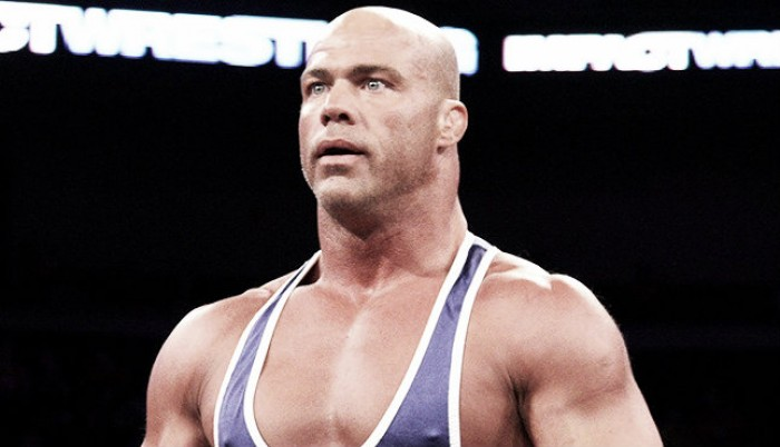 Kurt Angle Reportedly Interested In Team Angle Reboot