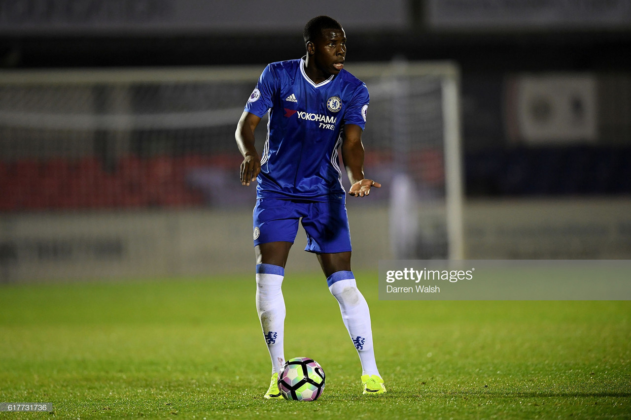 Opinion: Why Kurt Zouma should not leave Chelsea this summer