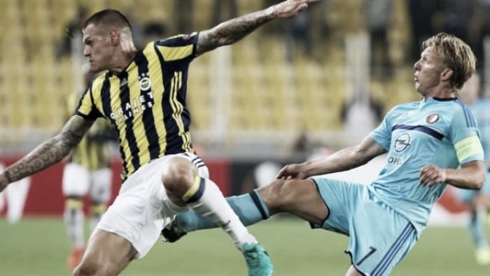 Partido Feyenoord vs Fenerbahçe en vivo y directo online en Europa League 2016