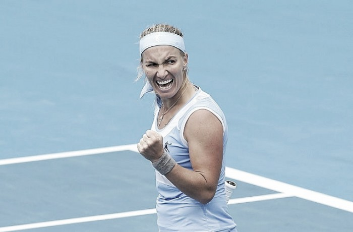 WTA Sydney: Kuznetsova trionfa sulla Puig