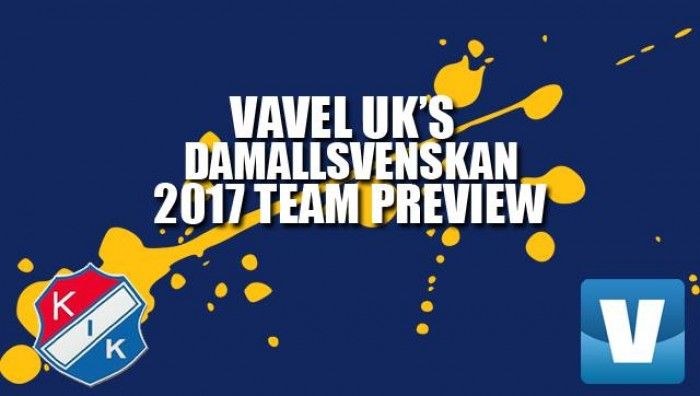 2017 Damallsvenskan Team Preview: Kvarnsvedens IK