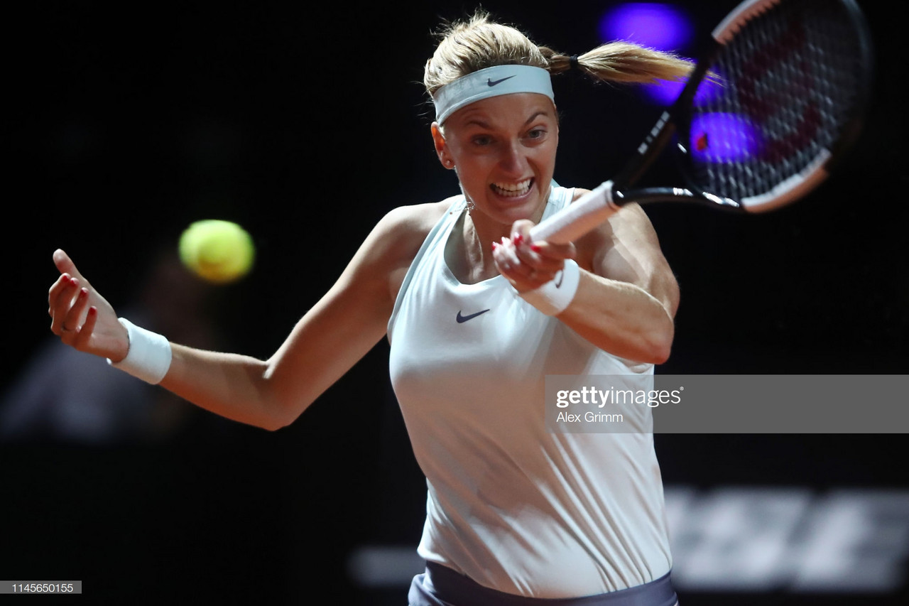 WTA Stuttgart final Preview: Anett Kontaveit vs Petra Kvitova