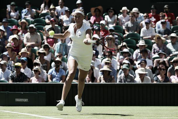 Wimbledon 2015: passeggiata di salute per Kvitova e Radwanska