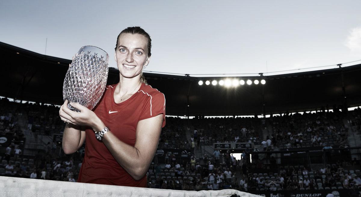 Kvitova consegue reação espetacular contra Barty e conquista o Premier de Sydney