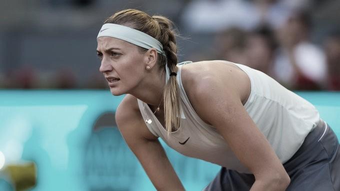 Kvitova derrota Garcia e reedita final contra Bertens nas quartas em Madrid