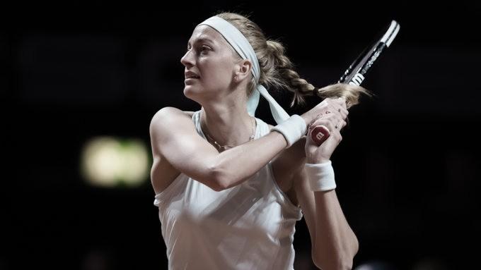Kvitova não encontra dificuldades e vence Minnen na estreia de Sttutgart