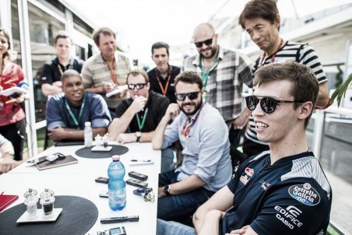 Kvyat, ¿a otros equipos cedido por Ferrari?