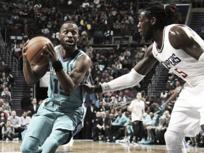 NBA, Clippers a picco a Charlotte. I Jazz annientano Orlando