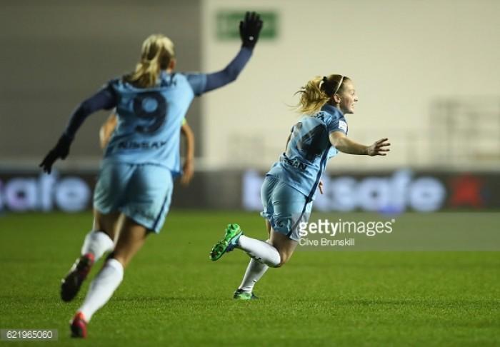Manchester City 1-0 Brondby IF: Walsh wonder-goal seals match