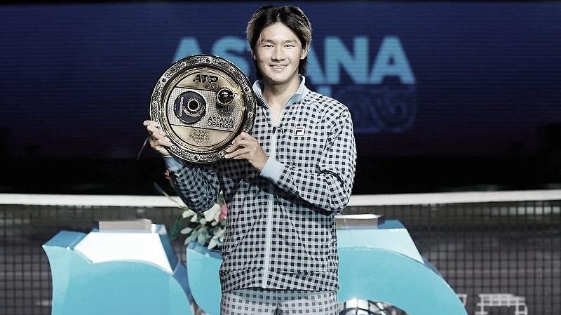 Kwon vence Duckworth em Nur-Sultan e fatura primeiro título de nível ATP