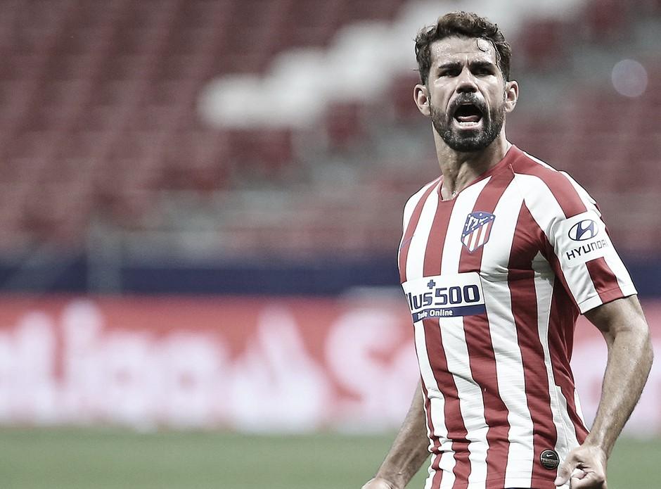 """Diego Costa: """"Si llego a rematar bien, creo que va fuera"""""""