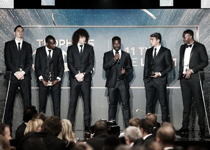 PSG tem oito jogadores entre os melhores da Ligue 1 pelo Troféu UNFP