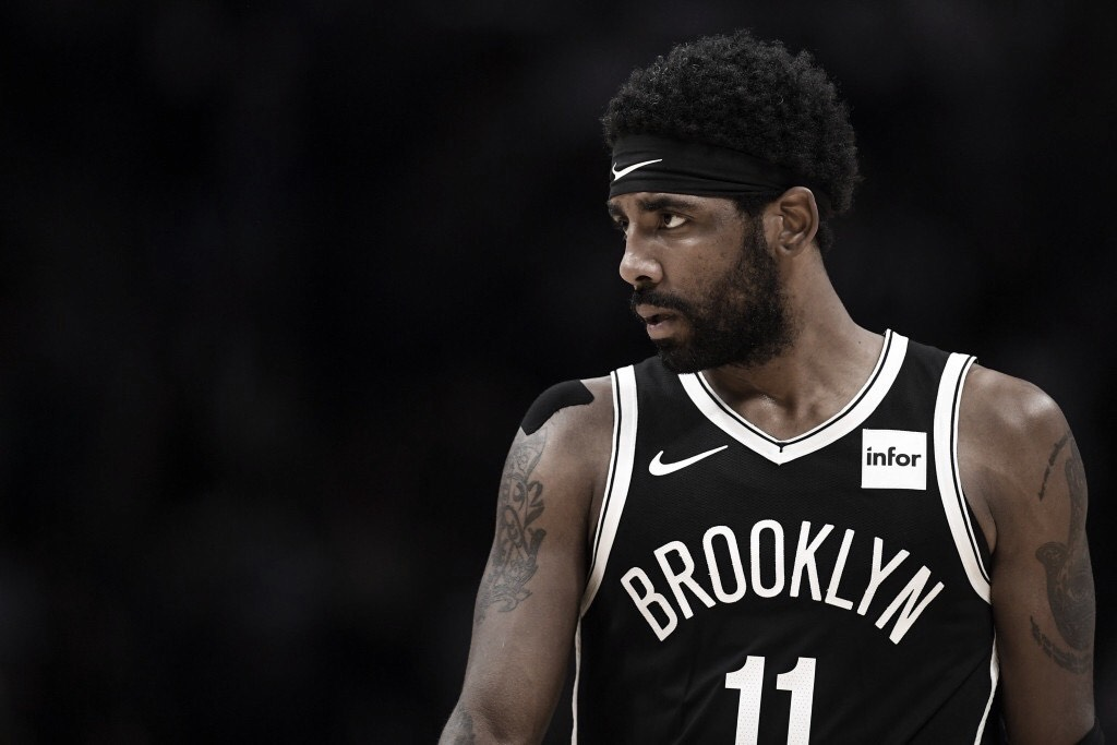 Kyrie to miss Nets road trip