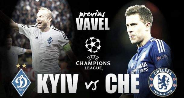 Dynamo Kyiv vs Chelsea preview: Blues await tough Ukranian test