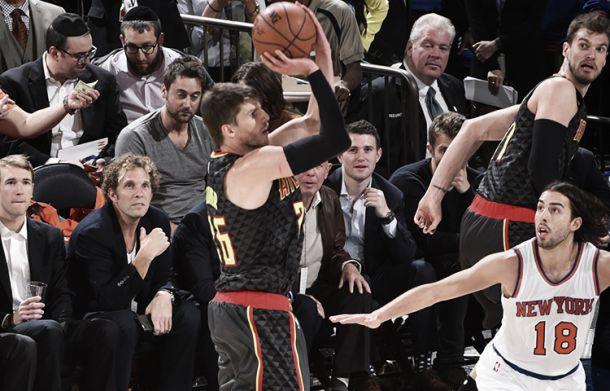 Nba, Atlanta si rialza subito a New York contro i Knicks (101-112)