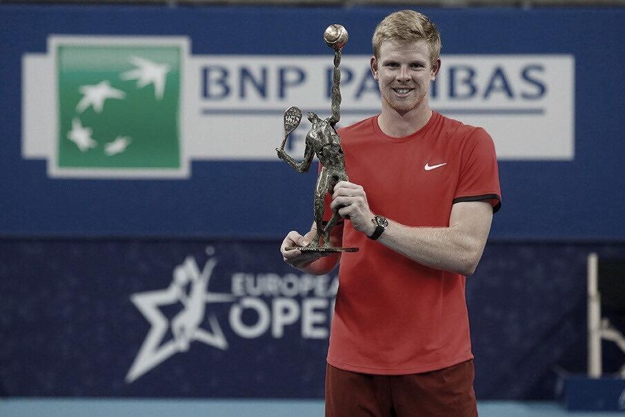 Edmund consigue su primer título ATP en Bélgica