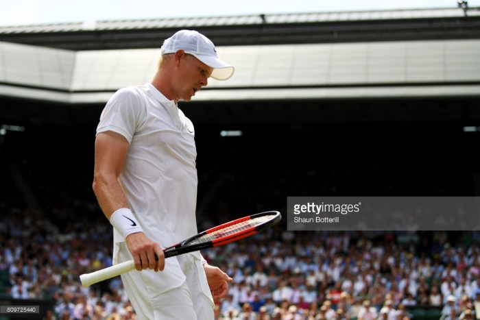 Wimbledon Day 4 | Edmund admits to immaturity
