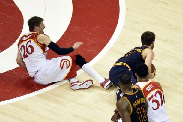 Kyle Korver Out For Remainder Of Playoffs