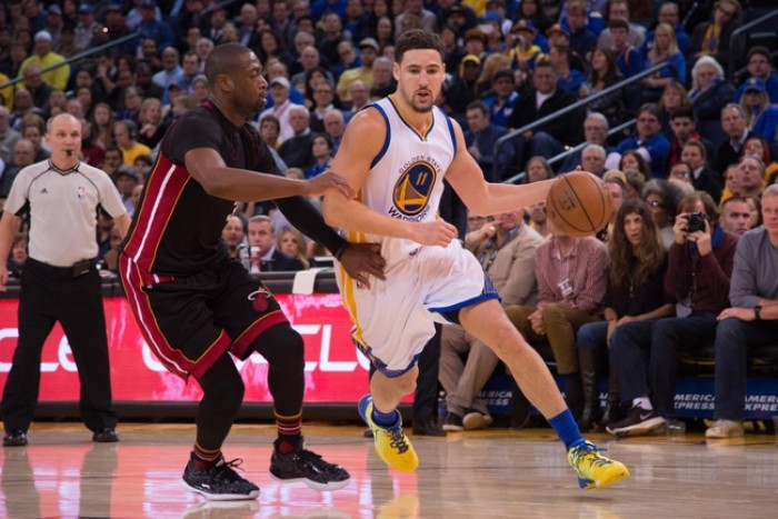 Golden State Warriors Seek Third-Straight Win, Season Sweep Over Miami Heat