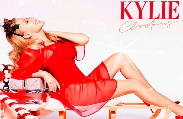Kylie Minogue vuelve a casa por Navidad