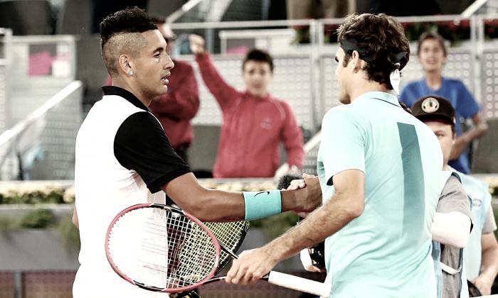 Federer - Kyrgios in Indian Wells 2017 (20:00)