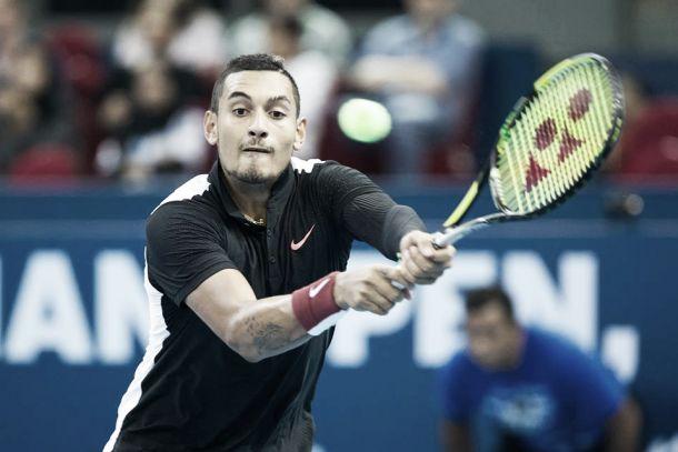 Atp Kuala Lumpur, Kyrgios batte Karlovic ed è in semifinale. Eliminato Dimitrov
