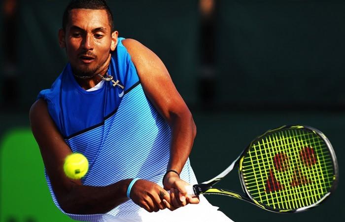 ATP Miami Semifinal Preview: Nick Kyrgios - Kei Nishikori