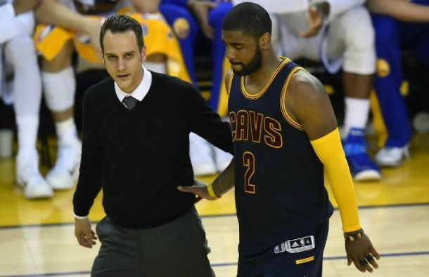 Cleveland Cavaliers Remain Optimistic Despite Kyrie Irving's Injury