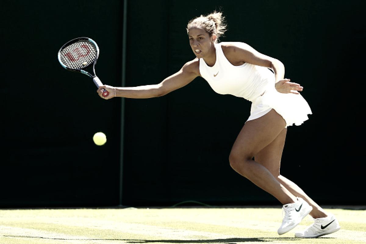 Keys bate Kumkhum rumo à terceira rodada de Wimbledon