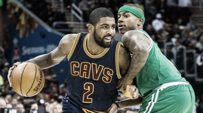 Cleveland Cavaliers, Boston Celtics reach agreement on deal for Kyrie Irving and Isaiah Thomas