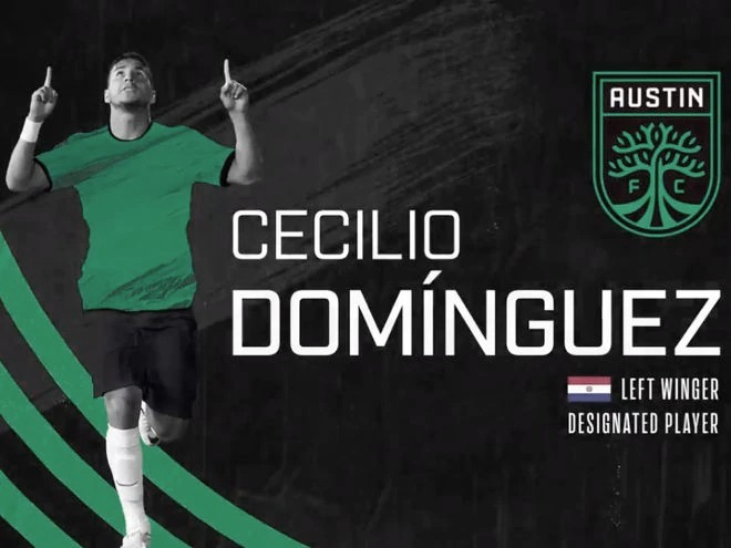 Austin FC firma su primer Designated Player
