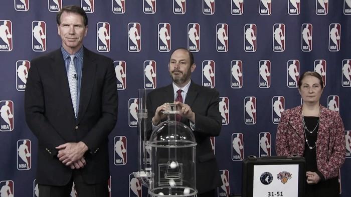 NBA Draft, stanotte la lottery che deciderà l'ordine di chiamata