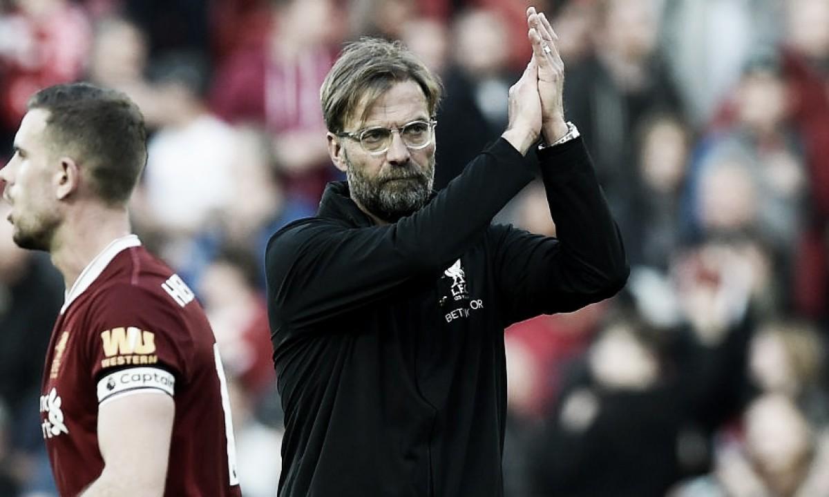 "Jürgen Klopp: ""Hoy hemos hecho un partido perfecto"""
