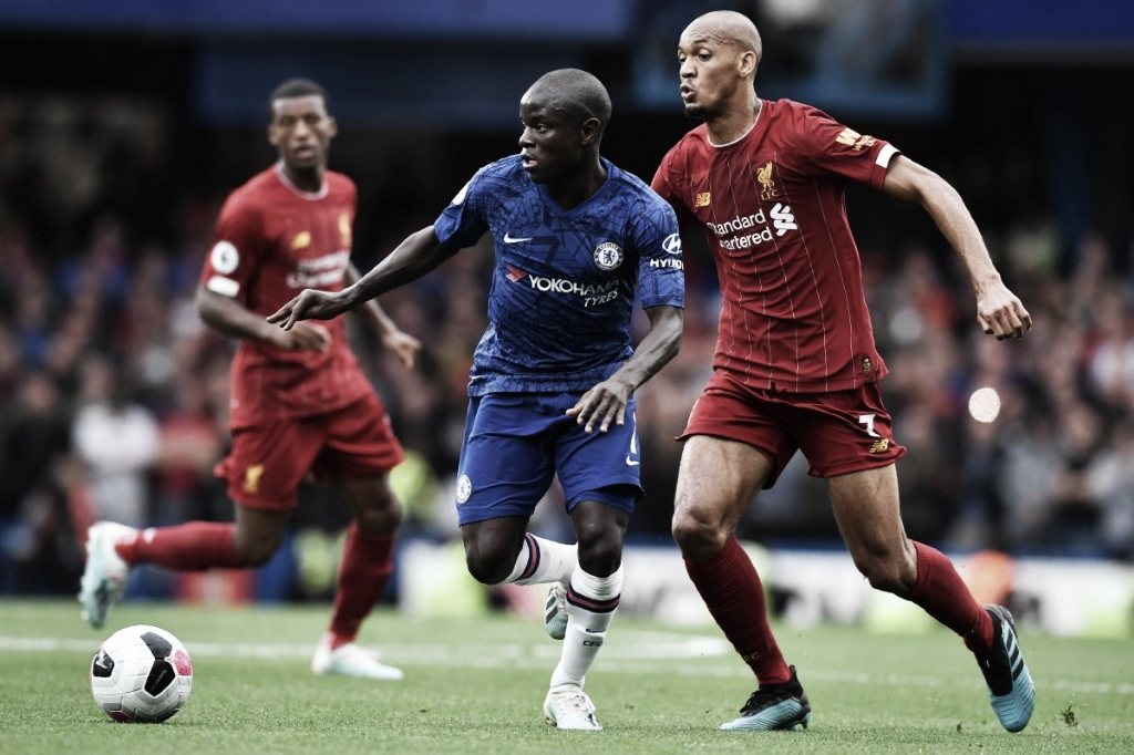 Resumen Liverpool vs Chelsea (5-3)