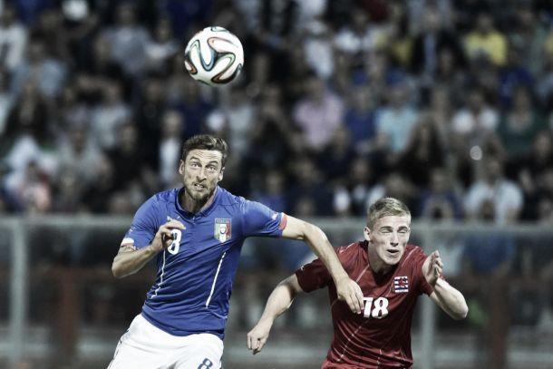 L'Italie concède le nul face au Luxembourg