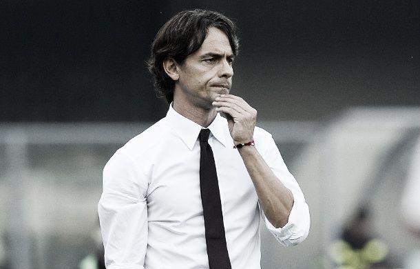 """Milan, Inzaghi: """"Difficile il salto al terzo posto"""""""