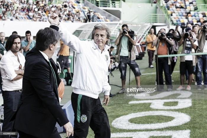 Jorge Jesus renova até 2019