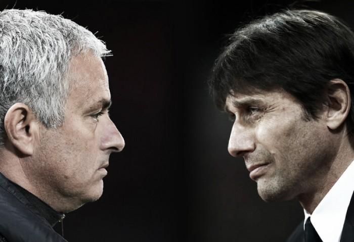 Premier League, Mou sulla strada tra Conte e il titolo: Old Trafford si illumina per United - Chelsea