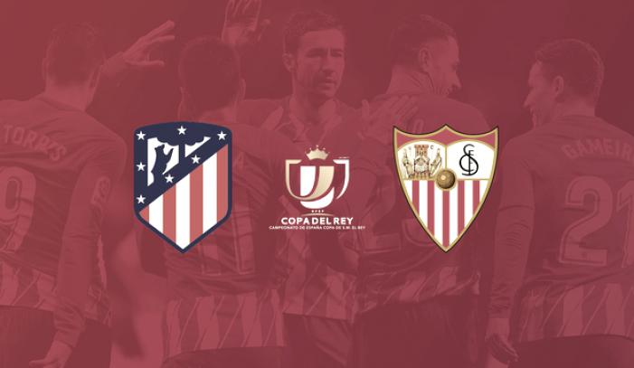 La Copa del Atlético pasa por Sevilla