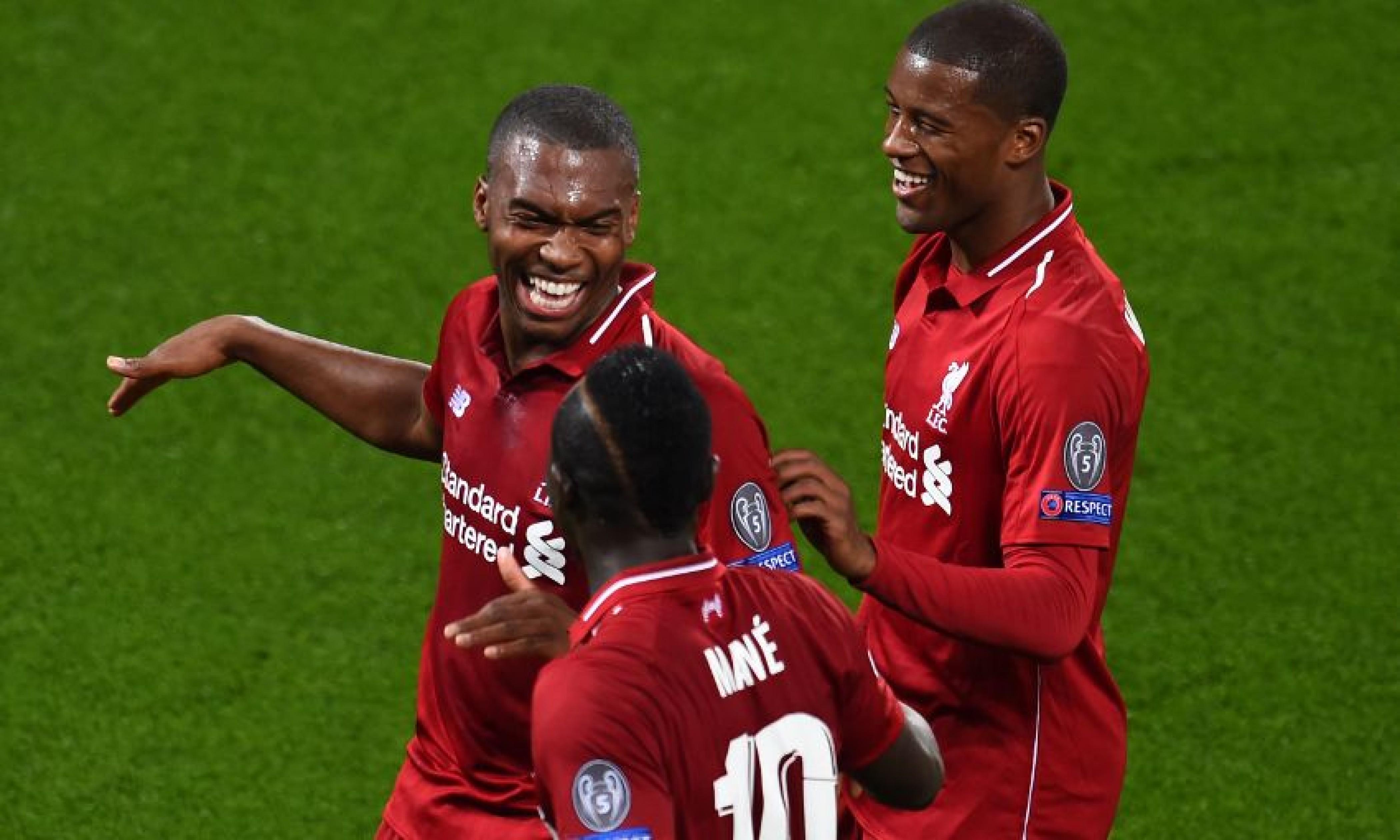 Jurgen Klopp: Liverpool's 'big heart' key to PSG victory